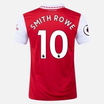 Billiga Fotbollströjor Arsenal 2018-19 Mesut Ozil 10 Hemmatröja Kortärmad