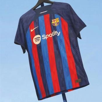 Billiga Fotbollströjor Barcelona 2018-19 Hemmatröja Kortärmad