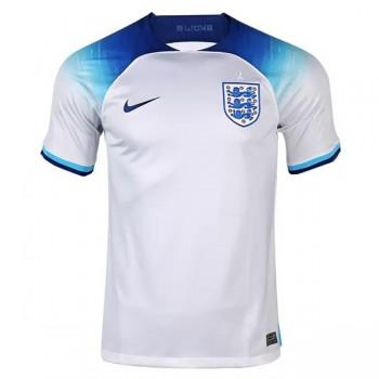 Billiga England 2018 VM Tröjor Hemmatröja Kortärmad