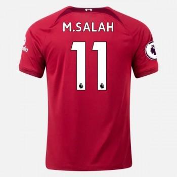 Billiga Fotbollströjor Liverpool 2018-19 Mohamed Salah 11 Hemmatröja Kortärmad