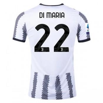 Billiga Fotbollströjor Paris Saint Germain PSG 2018-19 Di Maria 11 Hemmatröja Kortärmad